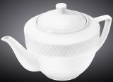 Чайник заварочный Wilmax Julia Vysotskaya 900мл, фарфор