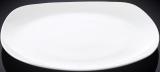 Набор 6 обеденных тарелок Wilmax Ilona 28см, фарфор
