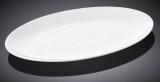 Набор 3 овальных блюда Wilmax Olivia 30.5х20.4см, фарфор