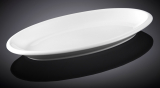 Набор 3 глубоких овальных блюда Wilmax Stella 30.5см, фарфор