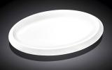 Набор 6 овальных блюд Wilmax Teona 21см, фарфор