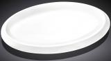 Набір 3 овальних блюда Wilmax Teona 41см, порцеляна