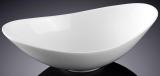 Набір 3 салатника Wilmax Boat 30.5х16.5см, фарфор