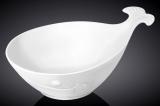 Набор 6 салатников Wilmax Whale 20.5х16.5см, фарфор