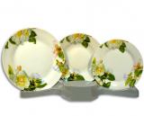 Столовый набор White Bouquet 18 предметов на 6 персон