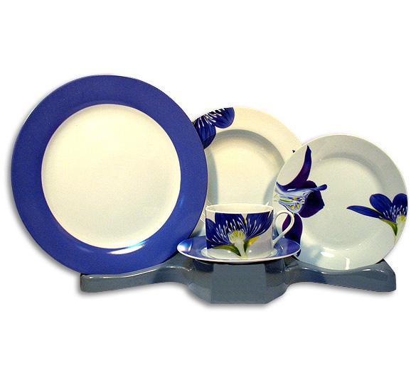 Столовый набор Iris 30 предметов на 6 персон