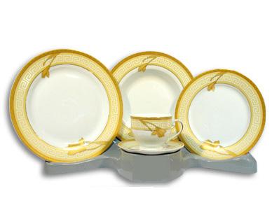 Столовый набор Golden Lily 53 предмета на 6 персон