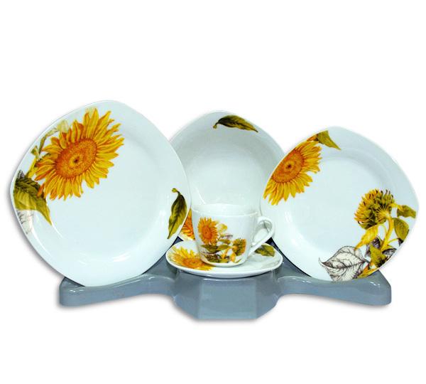 Столовый набор Sunflower 30 предметов на 6 персон