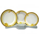 Столовый набор Golden Lily 18 предметов на 6 персон