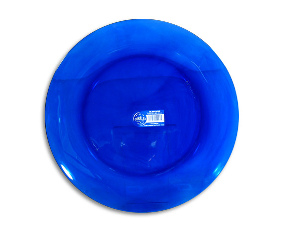 Набор 6 тарелок подставных Duralex Saphir Ø23.5см