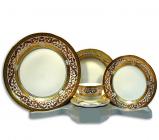 Столовый набор Elina Golden East 30 предметов на 6 персон