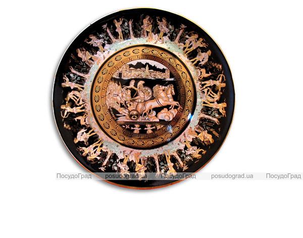 Блюдо Greece Ø28см круглое