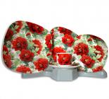 Столовый набор A Flower Bed of Peonies 30 предметов на 6 персон