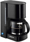 Кавоварка крапельна (фільтраційна) Vitalex VL-6001 Black