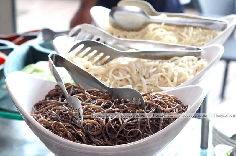 Щипцы Empire для спагетти 24см из нержавеющей стали
