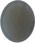 Піднос офіціанта Anti-Slip овальний 68х56см з антислизьким покриттям