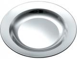 Тарелка EMPIRE Ø22см универсальная из нержавеющей стали