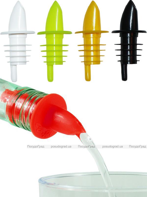 Комплект гейзеров пластиковых Hauser для бутылок 4шт