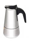 Гейзерна кавоварка Empire Stainless Steel 200мл на 4 чашки