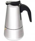 Гейзерна кавоварка Empire Stainless Steel 450мл на 9 чашок