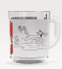 Кружка стеклянная WB Том-06 200мл