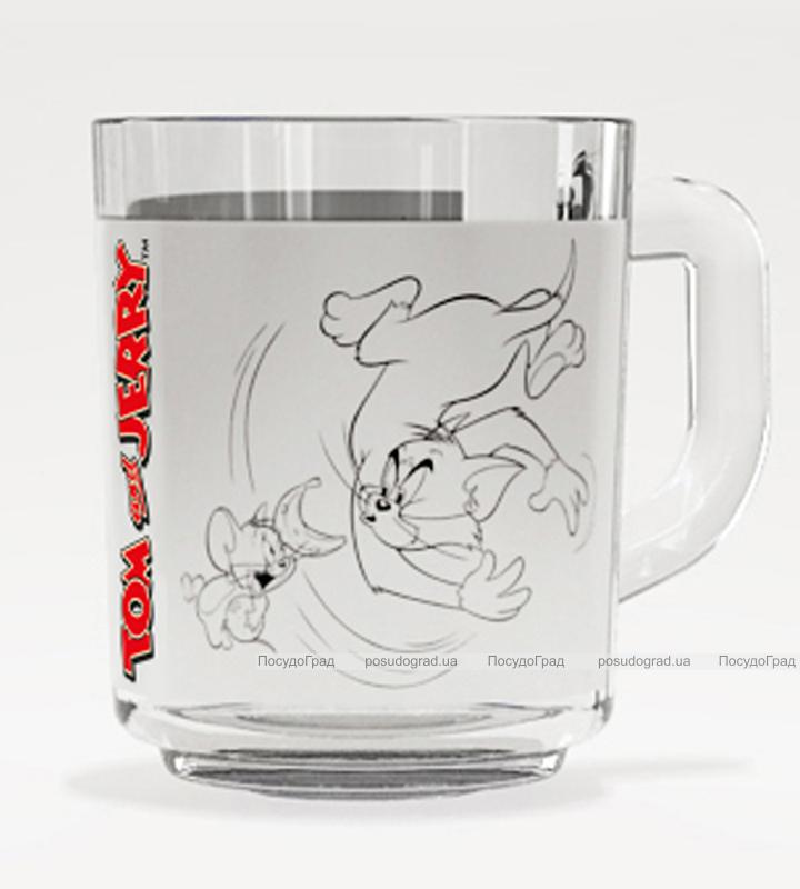 Кружка стеклянная WB Джерри-09 200мл