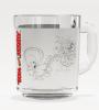 Кружка стеклянная WB Джерри-13 200мл