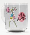 Кружка стеклянная WB Bugs Bunny-2l Подружка Лола 200мл