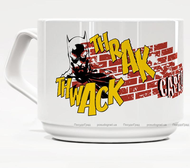 Фарфоровая чашка Warner Bros. Бэтмен-25 220мл
