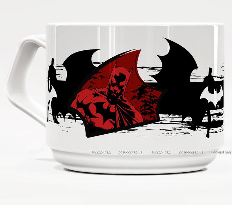 Фарфоровая чашка Warner Bros. Бэтмен-28 220мл