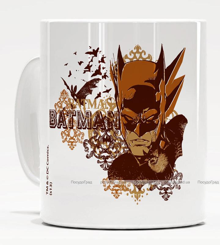 Фарфоровая кружка Warner Bros. Бэтмен-36 350мл