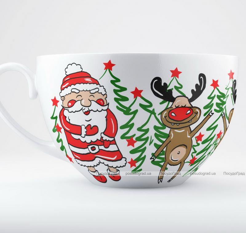 """Кружка """"Дед Мороз"""" 500мл"""