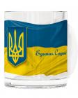 Кружка Украина - Единая Страна! стеклянная 300мл