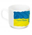 Кружка Украина - Единая Страна! фарфор 350мл
