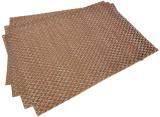 Набор 4 сервировочных коврика Fissman Cyprian-647 прямоугольные 45х30см, пвх