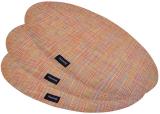 Набор 4 сервировочных коврика Fissman Cyprian-673 овал 45х30см, пвх