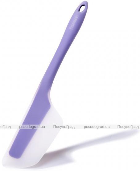 Лопатка узкая Fissman Mauris 34см нейлон+силикон
