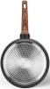 Сковорода-сотейник Fissman Diamond Ø28см з 5-шаровим антипригарним покриттям