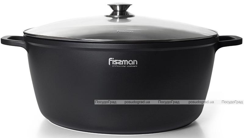 Кастрюля Fissman Greta 6.5л с антипригарным покрытием BioEcolonPro