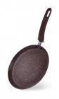 Сковорода блинная Fissman Smoky Stone Ø20см с антипригарным покрытием