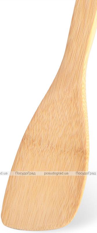Лопатка Fissman Anko-1451 30х6см бамбуковая