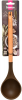 Половник Fissman Chef's Tools 31.5см силікон, шоколадний
