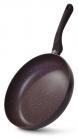 Сковорода Fissman Mosses Stone Ø26см з антипригарним покриттям TouchStone (кам'яна крихта)