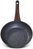Сковорода Fissman Capella Ø20см з антипригарним покриттям TiPro (титан)