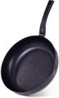 Сковорода-сотейник с носиком Fissman Promo Ø26см с антипригарным покрытием TouchStone (каменная крошка)