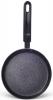 Сковорода млинцева Fissman Promo Ø18см з антипригарним покриттям TouchStone (кам'яна крихта)