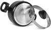 Кастрюля Fissman Promo 4.6л с крышкой-дуршлагом, антипригарное покрытие TouchStone