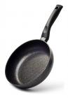 Сковорода-сотейник Fissman Promo Ø24см з антипригарним покриттям TouchStone (кам'яна крихта)