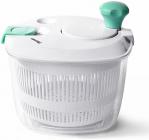 Сушка для зелені та овочів Fissman пластикова, аквамарин