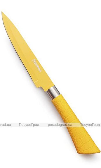 Нож универсальный Fissman Arcobaleno 13см с антибактериальным покрытием